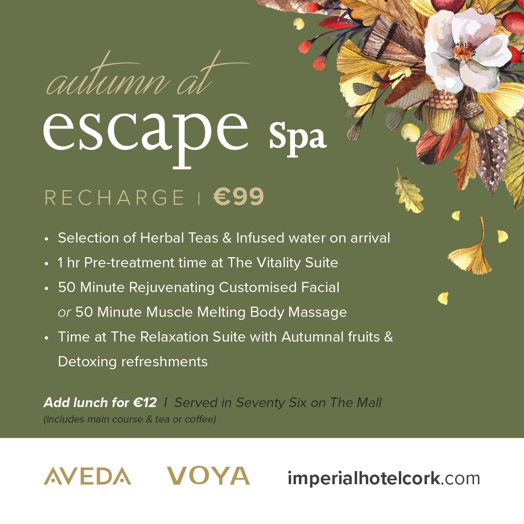 Christmas Spa Packages.Spa Breaks Cork City Spa Offers Cork City