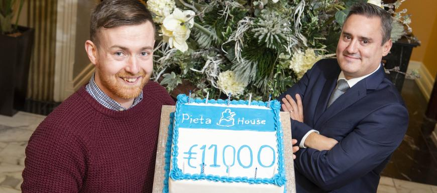 Imperial Hotel Cork | Charity | Pieta House